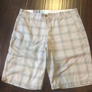 Volcom shorts . Worn once